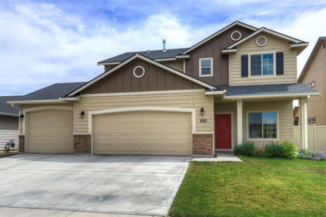 685 E Gannett Dr., Meridian, ID 83642 (MLS #98735866) :: Jon Gosche Real Estate, LLC