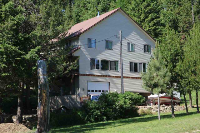 10135 Round Valley Rd, Cascade, ID 83611 (MLS #98735942) :: Jon Gosche Real Estate, LLC