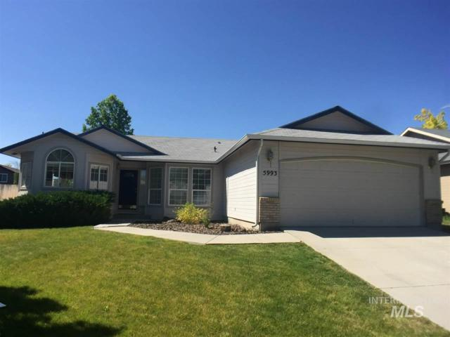 5993 S Tulip Place, Boise, ID 83716 (MLS #98735965) :: Boise River Realty
