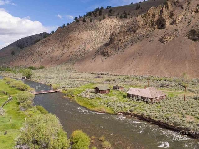 6728 N Copper Basin, Mackay, ID 83251 (MLS #98736263) :: Boise River Realty