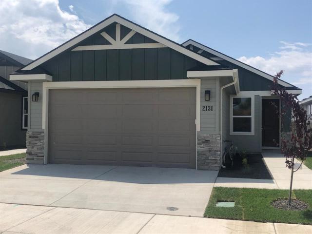 2122 W Claira Road, Nampa, ID 83651 (MLS #98736515) :: Jon Gosche Real Estate, LLC