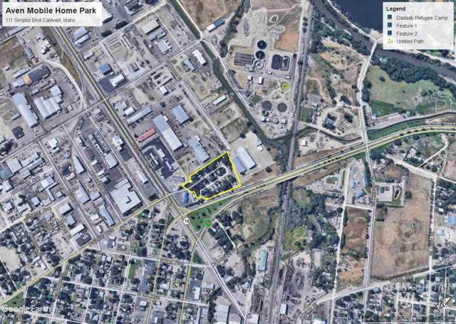 111 E Simplot Blvd., Caldwell, ID 83605 (MLS #98736687) :: Idaho Real Estate Pros