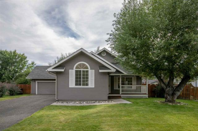 3421 Mountain Ash, Hailey, ID 83333 (MLS #98736720) :: New View Team