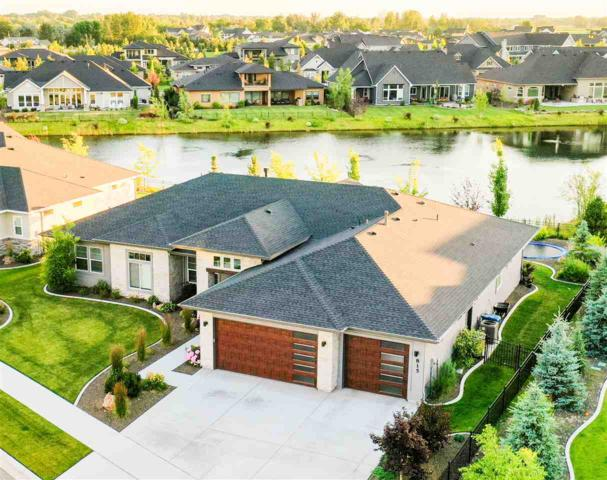 815 S Lake Pointe Way, Eagle, ID 83616 (MLS #98736924) :: Boise River Realty