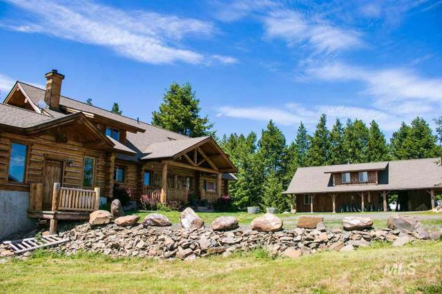 396 Olander Rd, Winchester, ID 83555 (MLS #98737661) :: City of Trees Real Estate