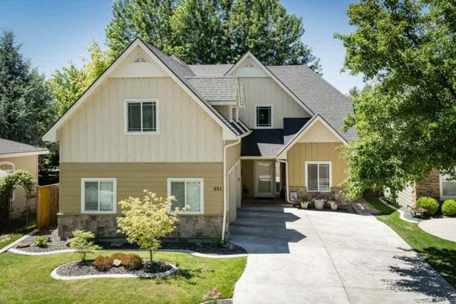 551 E Whitney Court, Eagle, ID 83616 (MLS #98738032) :: Boise River Realty