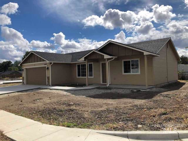 1140 W 10th St, Weiser, ID 83672 (MLS #98738265) :: Givens Group Real Estate
