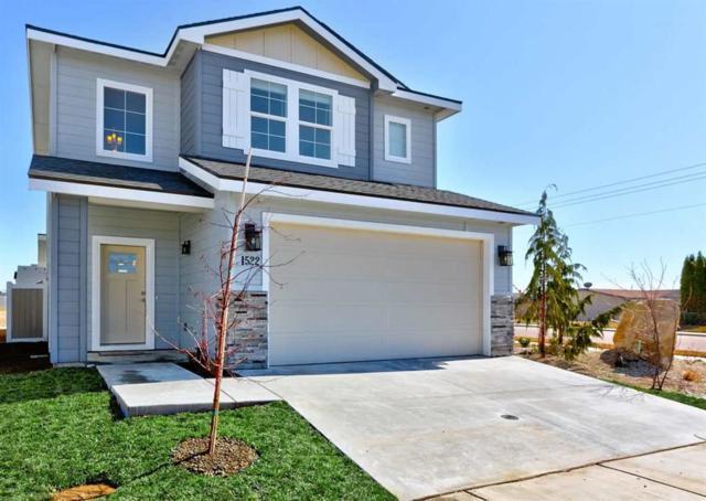 2012 W Bella Lane, Nampa, ID 83651 (MLS #98739827) :: Jon Gosche Real Estate, LLC