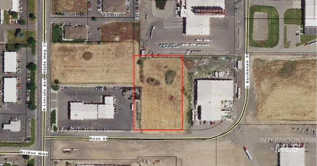 TBD Rose St., Jerome, ID 83338 (MLS #98740711) :: City of Trees Real Estate
