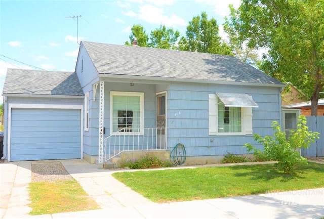 406 N 25th St, Boise, ID 83702 (MLS #98740717) :: Juniper Realty Group