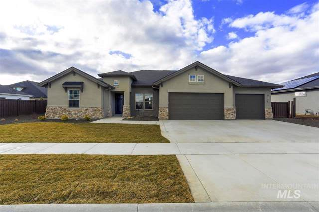 1747 N Rivington Way, Eagle, ID 83616 (MLS #98741402) :: Jon Gosche Real Estate, LLC
