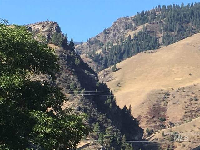 150 Shingle Creek Road, Riggins, ID 83549 (MLS #98741484) :: New View Team