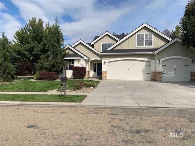2096 W Tango Creek Dr., Meridian, ID 83646 (MLS #98742040) :: Boise River Realty