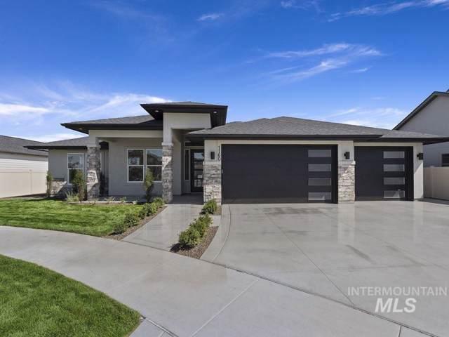 1160 N Seven Golds Pl., Eagle, ID 83616 (MLS #98742335) :: Jon Gosche Real Estate, LLC