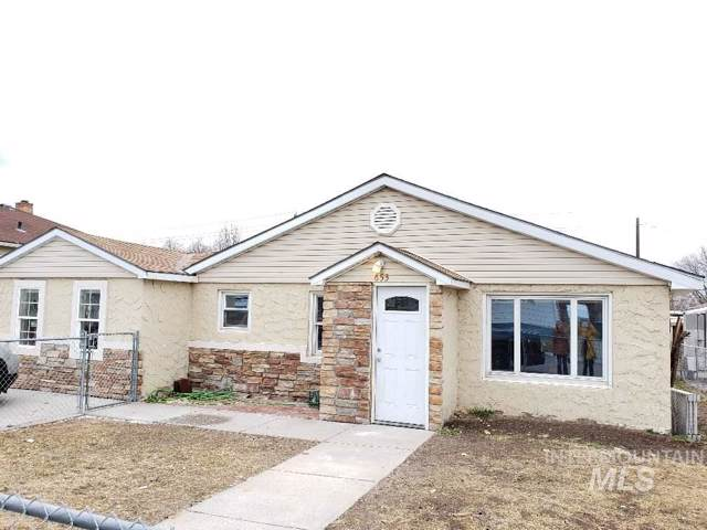 653 Washington Ave, Pocatello, ID 83201 (MLS #98742810) :: Navigate Real Estate