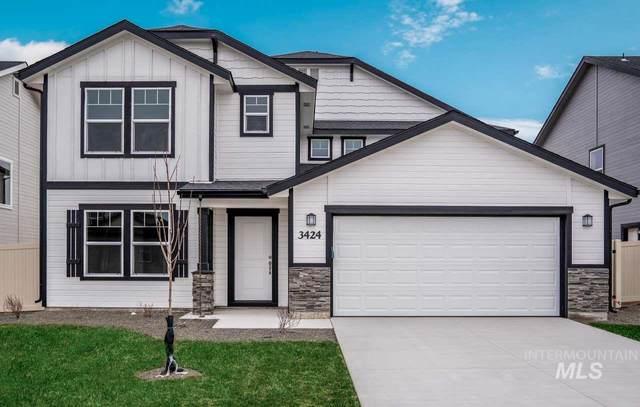 3424 S Bay Ridge Ave., Nampa, ID 83687 (MLS #98743365) :: Jon Gosche Real Estate, LLC