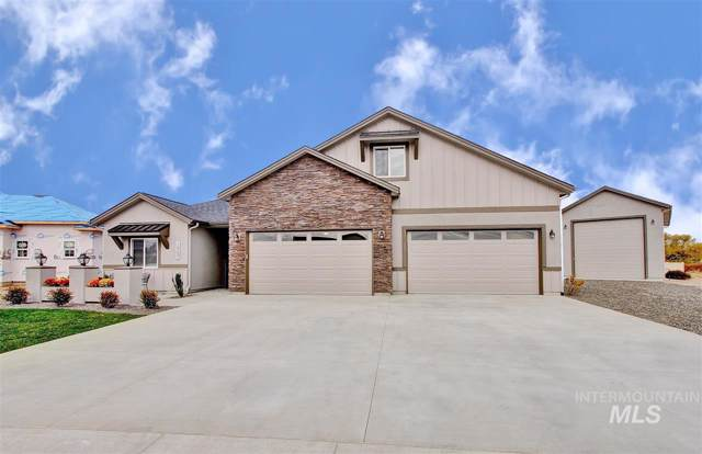 16757 London Park Place, Nampa, ID 83651 (MLS #98743471) :: Team One Group Real Estate