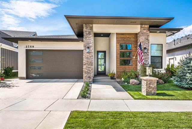 2759 S Creek Pointe Lane, Eagle, ID 83616 (MLS #98743653) :: Jon Gosche Real Estate, LLC