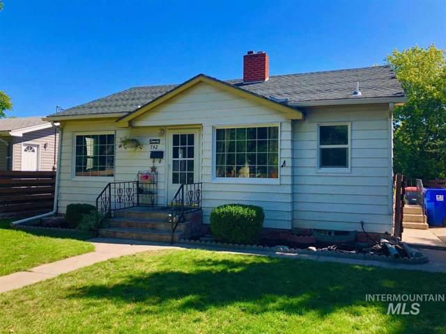 742 Juniper, Twin Falls, ID 83301 (MLS #98743997) :: Boise River Realty