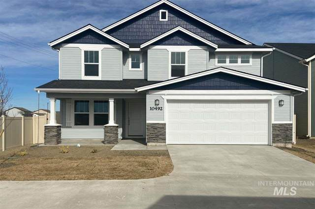 10492 Scout Ridge Street, Nampa, ID 83687 (MLS #98744160) :: Jon Gosche Real Estate, LLC