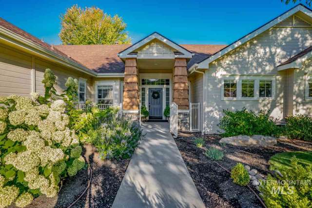 10629 N Bridle, Boise, ID 83714 (MLS #98744186) :: New View Team