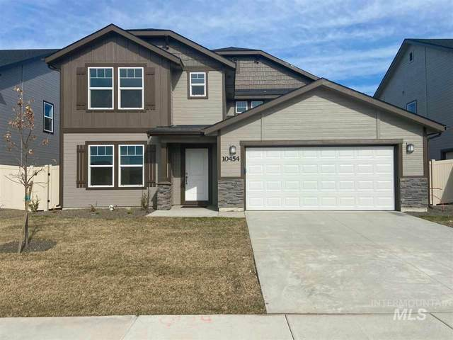 10454 Scout Ridge Street, Nampa, ID 83687 (MLS #98744293) :: Jon Gosche Real Estate, LLC