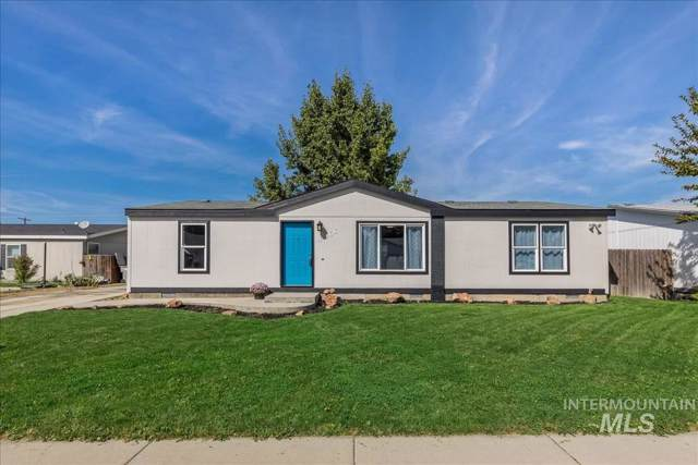 11466 W Hawkins, Nampa, ID 83651 (MLS #98744371) :: New View Team