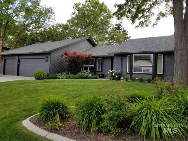 658 Palmetto Drive, Eagle, ID 83616 (MLS #98744456) :: Boise River Realty