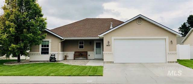 1457 Bradley St, Twin Falls, ID 83301 (MLS #98744747) :: Givens Group Real Estate