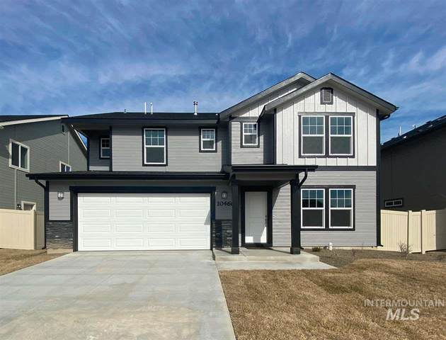 10466 Scout Ridge Street, Nampa, ID 83687 (MLS #98744956) :: Jon Gosche Real Estate, LLC