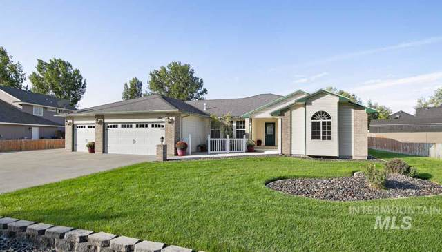 3303 Brenan Drive, Nampa, ID 83686 (MLS #98745249) :: Minegar Gamble Premier Real Estate Services
