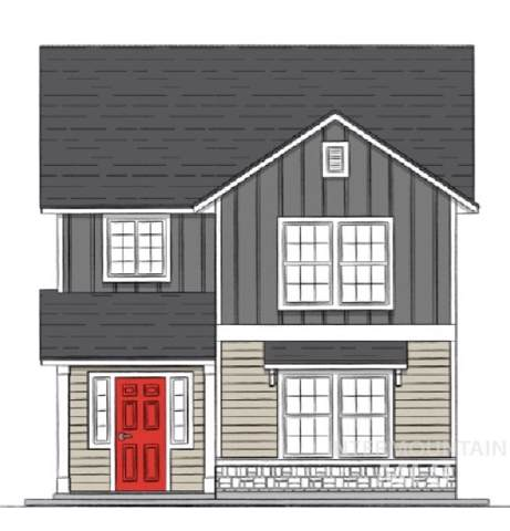 10609 Swift Springs St., Nampa, ID 83687 (MLS #98745567) :: Minegar Gamble Premier Real Estate Services