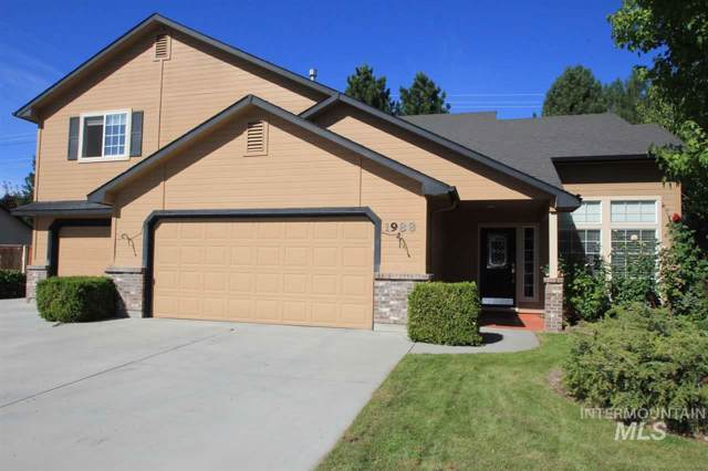1988 W Pebblestone St., Meridian, ID 83646 (MLS #98745916) :: Boise River Realty