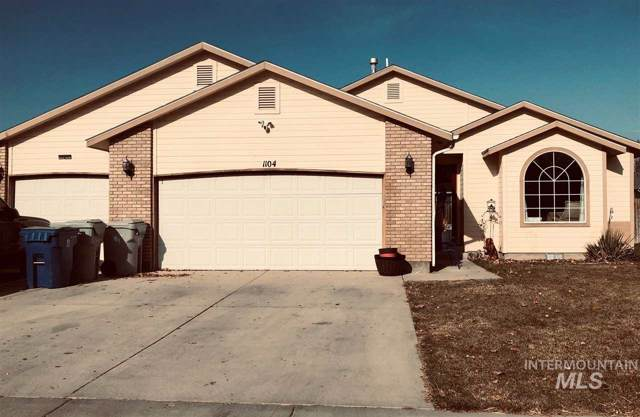 1104 W Colorado, Nampa, ID 83686 (MLS #98746041) :: Epic Realty