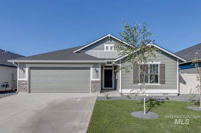 4480 W Everest St, Meridian, ID 83646 (MLS #98746110) :: Jon Gosche Real Estate, LLC