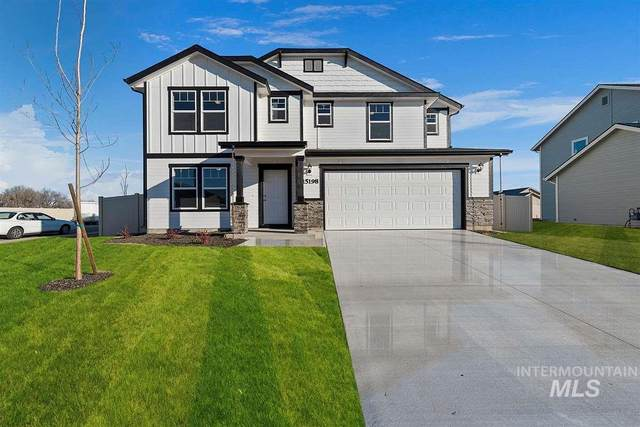 3442 S Bay Ridge Ave., Nampa, ID 83687 (MLS #98746354) :: Jon Gosche Real Estate, LLC