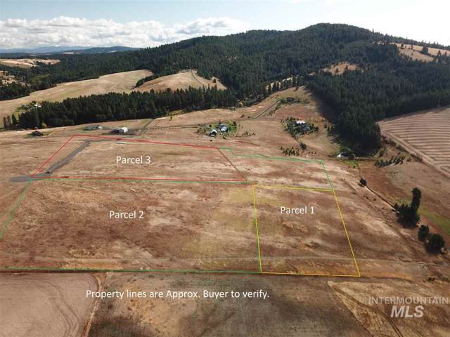 000 Saddle Ridge Rd Parcel 3, Viola, ID 83872 (MLS #98746431) :: Boise River Realty