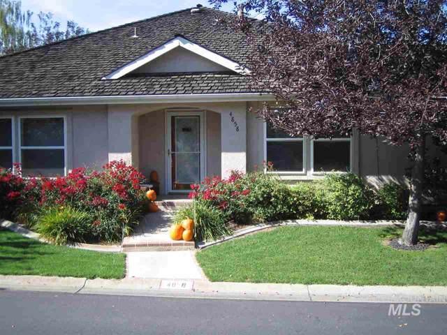 4858 N Lakeview Pl, Boise, ID 83714 (MLS #98746464) :: Juniper Realty Group