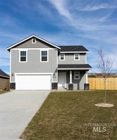 1734 NE Cinder Loop, Mountain Home, ID 83647 (MLS #98746469) :: Idaho Real Estate Pros