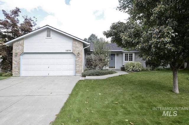 1378 N Trail Creek Way, Eagle, ID 83616 (MLS #98746685) :: Jon Gosche Real Estate, LLC