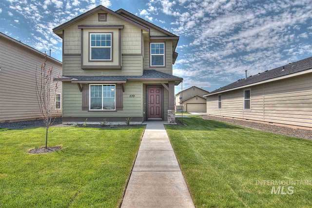 10607 Hot Springs St., Nampa, ID 83687 (MLS #98746715) :: Minegar Gamble Premier Real Estate Services