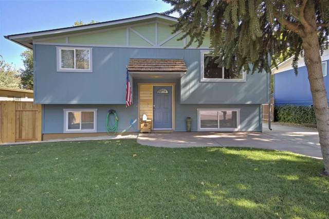 2664 S Gourley, Boise, ID 83705 (MLS #98746740) :: Team One Group Real Estate