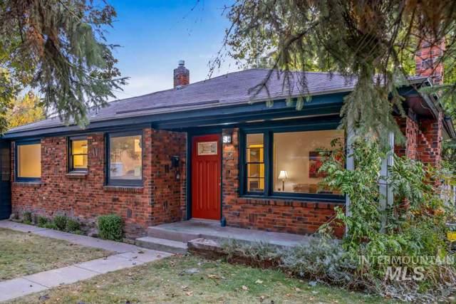 204 S Eiden, Boise, ID 83705 (MLS #98746785) :: Jon Gosche Real Estate, LLC