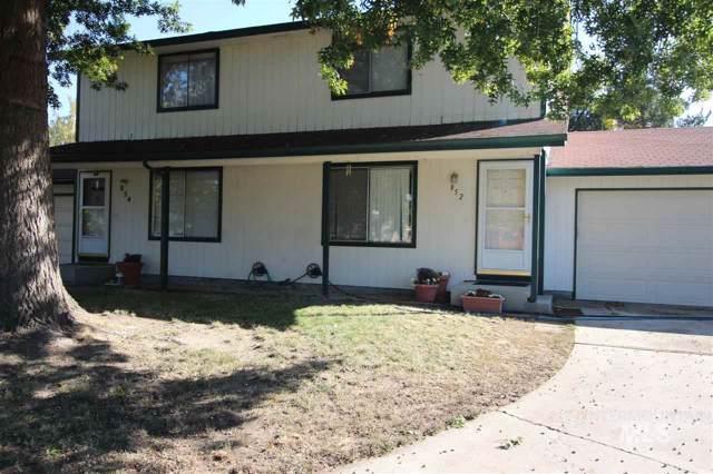 852 N Mercer St., Boise, ID 83703 (MLS #98747011) :: Jon Gosche Real Estate, LLC