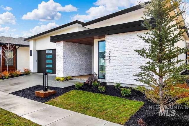 741 E Brooktrail Ln, Eagle, ID 83616 (MLS #98747214) :: Boise River Realty