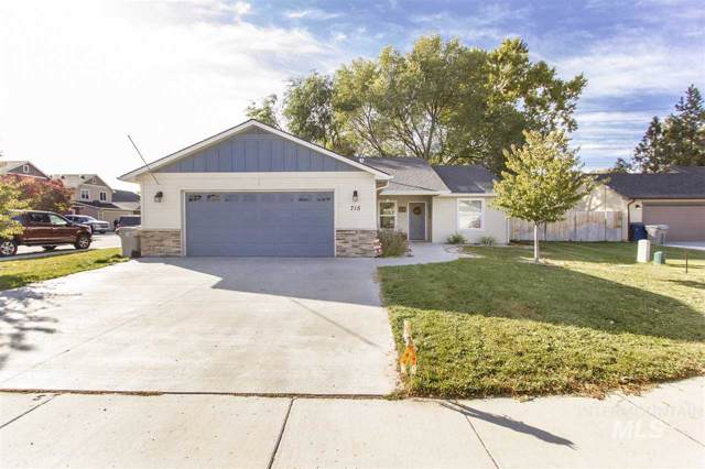 715 S Florence Ct., Nampa, ID 83686 (MLS #98747469) :: Epic Realty