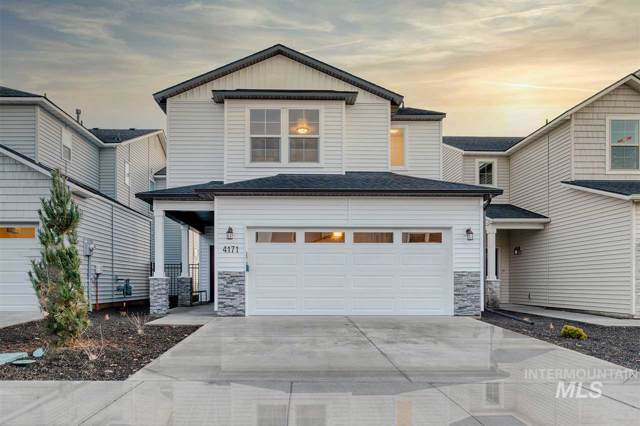 4171 E Esperanto St, Meridian, ID 83642 (MLS #98747785) :: New View Team