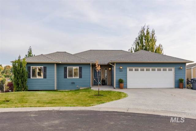 337 Susan Dr,, Moscow, ID 83843 (MLS #98747944) :: Beasley Realty