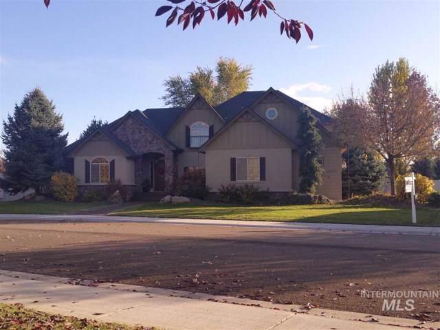 4549 W Clear Field, Eagle, ID 83616 (MLS #98748044) :: Boise Home Pros