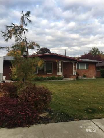 505 S Shoshone, Boise, ID 83705 (MLS #98748116) :: Adam Alexander